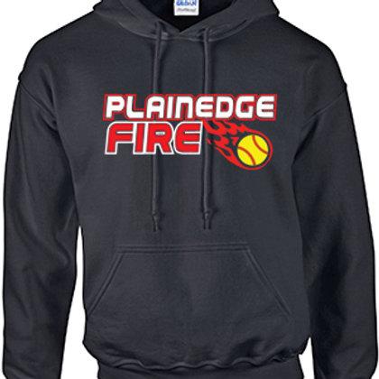 Plainedge Fire Cotton Hoodie