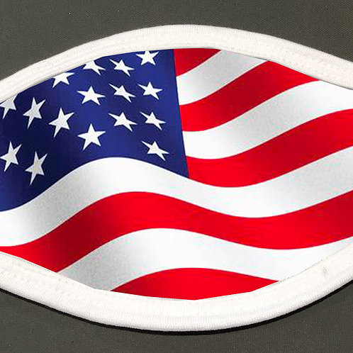 American Flag - Face Cover