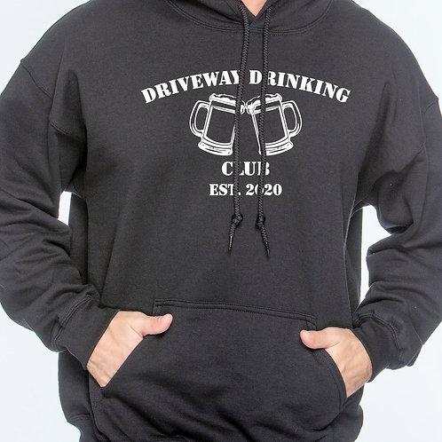 Driveway Drinking Club Hoodie