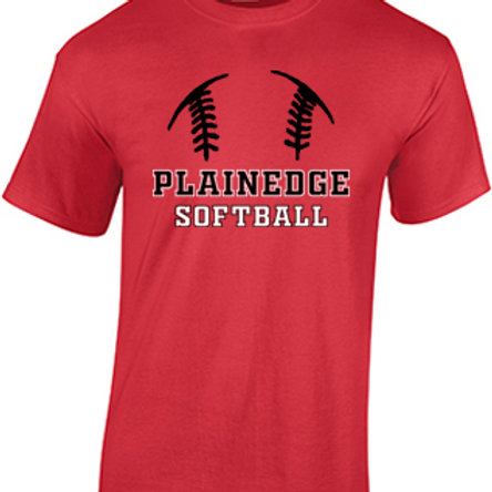 Plainedge Softball - Dry Fit T-Shirt