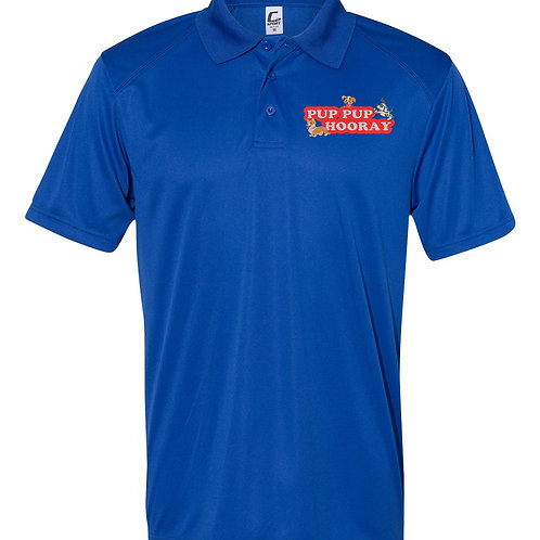 Performance Polo - Embroidered Logo