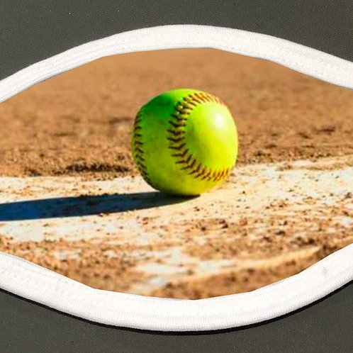 Softball - Face Cover