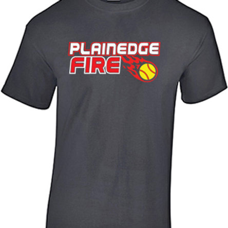 Plainedge Fire - Dry Fit T-Shirt