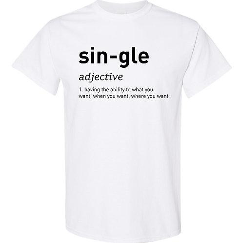 Single Definition T-Shirt