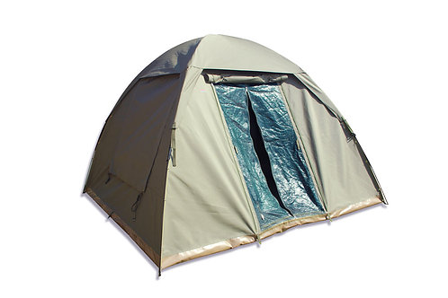 Nomad Canvas Tent - 3 x 3m
