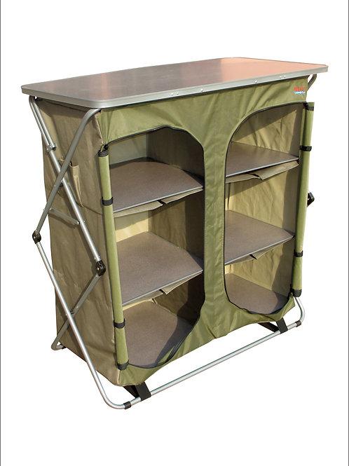 Bushtec Double Cupboard Packing & Hanging