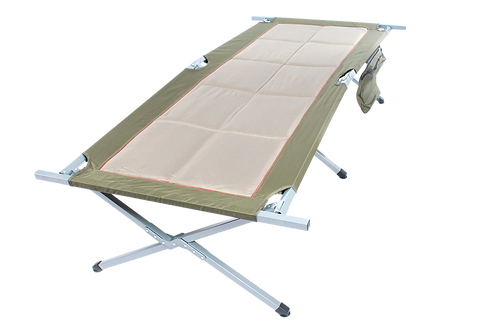 Safari Oversize Padded Stretcher - 210 x 80cm