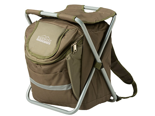 Bushtec Fishing Stool + Backpack Cooler