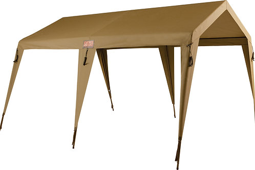 Canvas Gazebo (Gold Range) - 3 x 4m