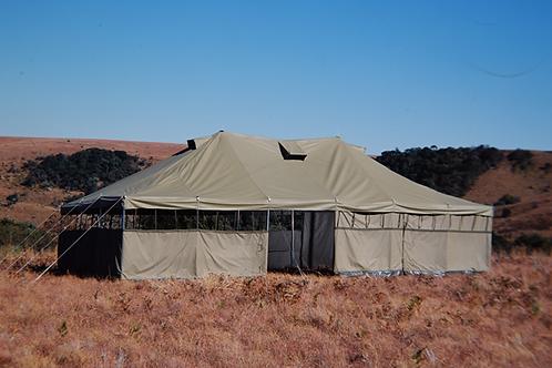 G.R. Hip Tent - 5x10m