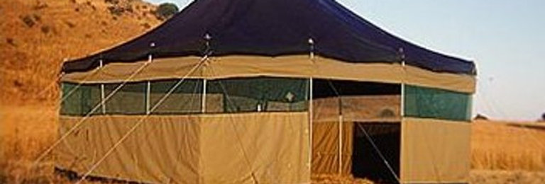 Mess Tent - 5 x 5m