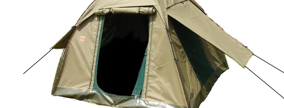 Adventure Bow Tent