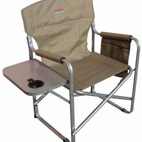 Bushtec Directors Safari Chair with Table