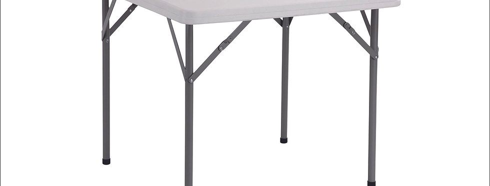 HDPE Camping Table Square 86cm