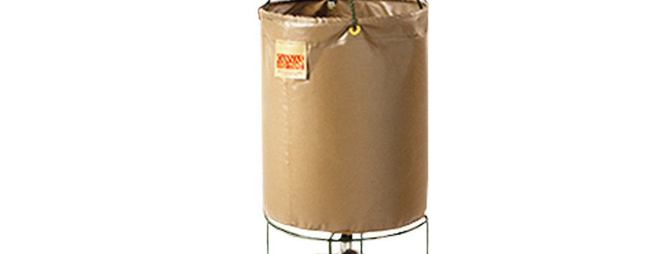 PVC Shower Bucket - 25 Lt