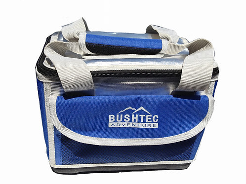 Bushtec 6-Can Soft Cooler with Solid Foam Base
