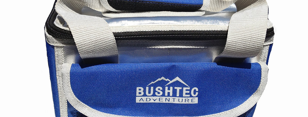 Bushtec 6-Can Soft Cooler with Solid Foam Base