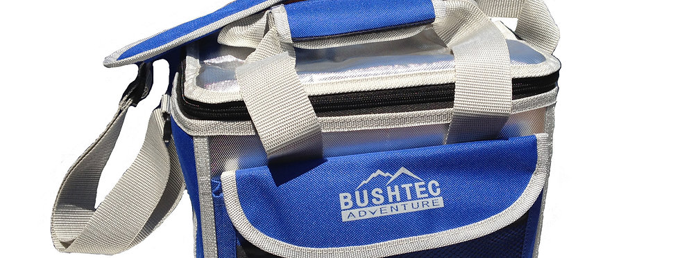 Bushtec 12-Can Soft Cooler with Solid Foam Base