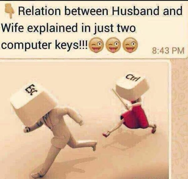 היחסים בין בעל ואישה