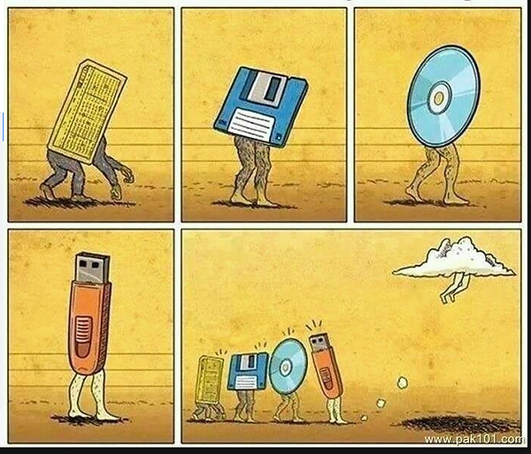 אבולוציה של זכרון