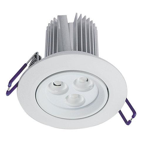 Luminária de Embutir,uso interno