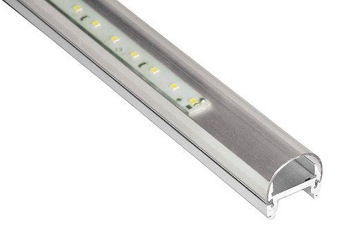 Luminária Linear Acrílico Transparente