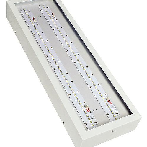 Luminária de Sobrepor de Alumínio Texturizado