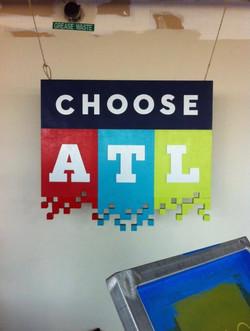 #ChooseATL Campaign