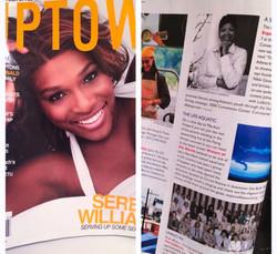 Uptown Magazine Feature