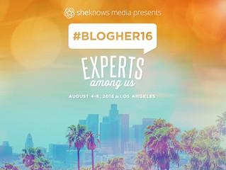 #Blogher16 Kicks Off in LA
