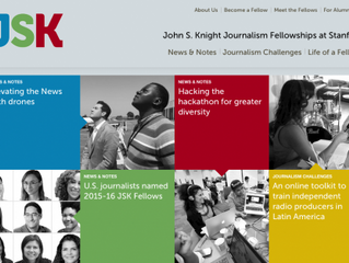 John S. Knight Journalism Fellowship - Pursuing Excellence