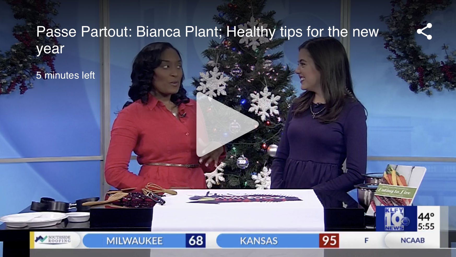 Healthy Tips for the New Year (Dec. 2019)