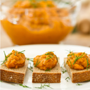 Sweet Potato Garlic Dip