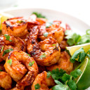 Honey Lime Shrimp!