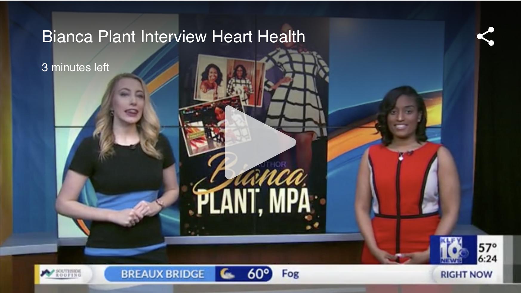 Heart Health Month (Feb. 2020)