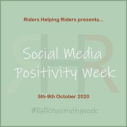 RHR Positivity Week: Thank you!