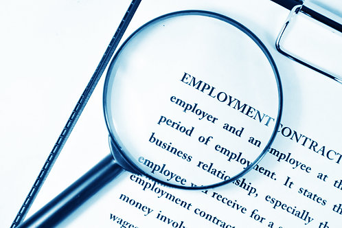 Employment Agreement (Contract)