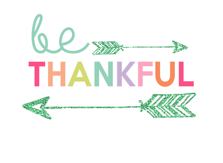 Helping kids to be thankful