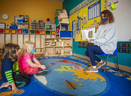 Feeling uneasy about childcare during COVID-19? Check out these tips.