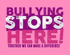 10/9: National Stop Bullying Day 2019