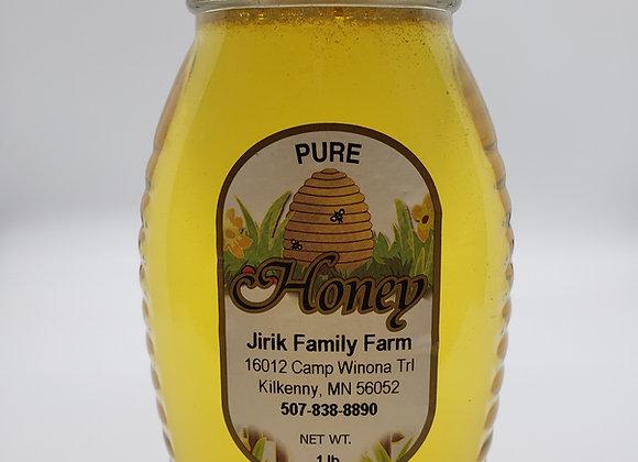 1lb Honey Jar
