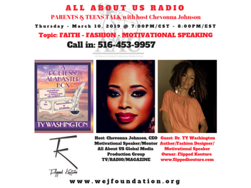 AAU RADIO with host Chevonna Johnson/Dr. TY Washington
