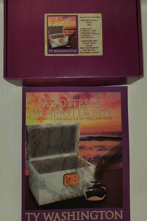 JYJ Prayer/Vision Box & Book Set