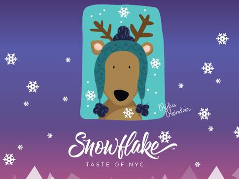 A Christmas Snow Tale
