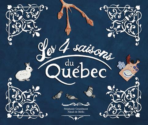 Les 4 saisons du Québec