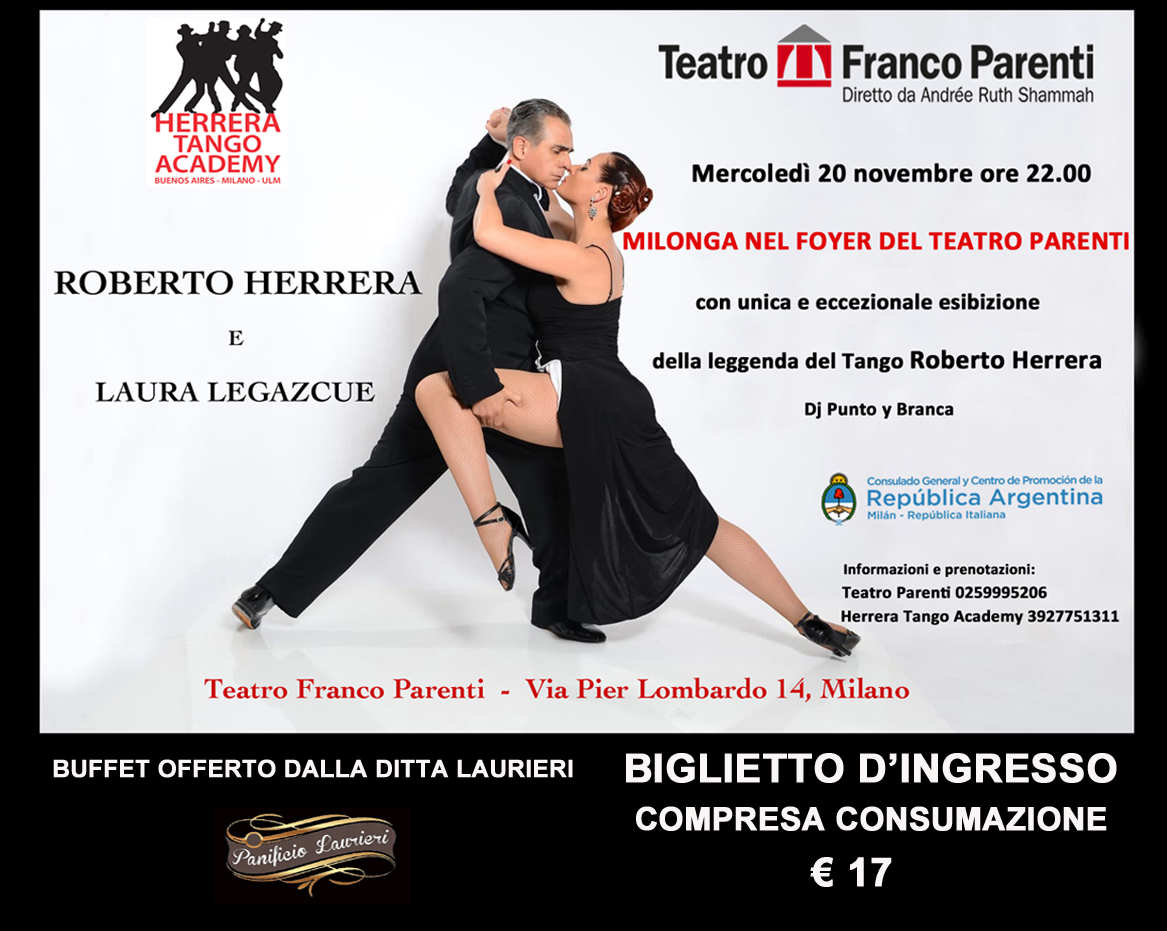 FLYER ULTIMO MILONGA