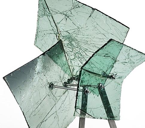 Foldedglass Series 2007-2016