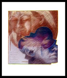 Pen & Quat:  us, i, o, um -- the Feminine Declensions, A cosmology.