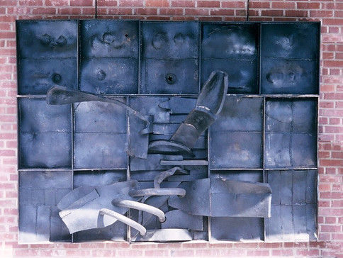 Steel Works 1963-1969