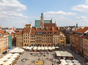 Rynek Starego Miasta - Old Town Market S